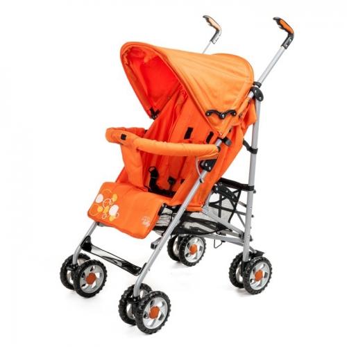 Коляска-трость Liko Baby BT109 City Style Оранжевая