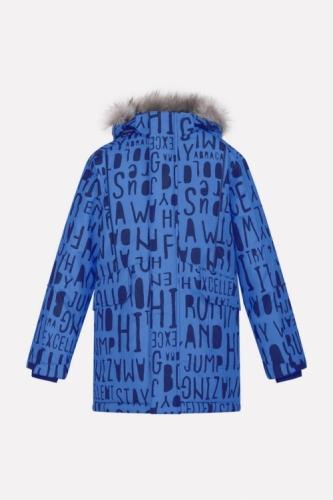 Куртка для мальчика Crockid ВК 36043/н/2 ГР размер 128-134