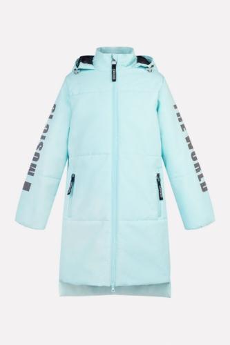 Куртка для девочки Crockid ВК 32069/2 ГР размер 134-140