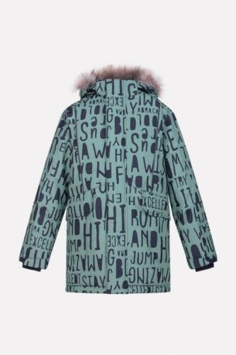 Куртка для мальчика Crockid ВК 36043/н/1 ГР размер 134-140