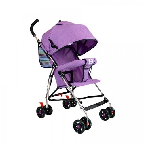 Коляска прогулочная Farfello S903С (фиолетовый)