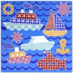 Декор Kerama Marazzi Морская прогулка AR53\5055 20х20