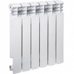 Радиатор Алюминиевый Lammin Premium AL500-80-6