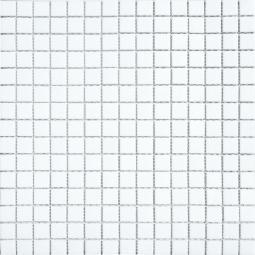 Мозаика Elada Econom на сетке A11 белая 32.7x32.7