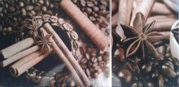 Декор Lasselsberger Vanilla Cofe-1 19,8х39,8