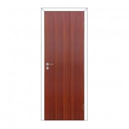 Дверное полотно Olovi глухое итальянский орех 900х2000 с замком 2014