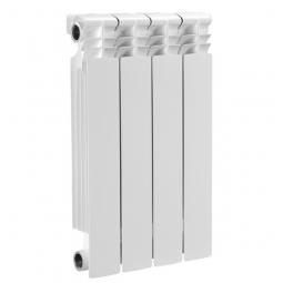 Биметаллический радиатор Heateq Breeze HRB350-04