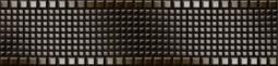 Бордюр Golden Tile Токио коричневый Г47311 250х60