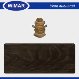 Наружный угол Wimar 818 Дуб Гартвис