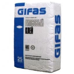 Клей Gifas гипсовый 25 кг