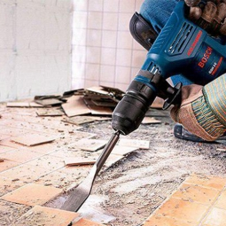 Демонтаж покрытия непроклеенного