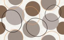 Декор Нефрит-керамика Айвенго 04-01-1-09-03-15-116-1 40x25 Коричневый