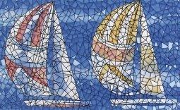 Декор Сокол Гауди D-702 орнамент глянцевый 33х20