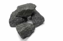 Камень для бани Огненный Камень Габбро-диабаз в коробке 20 кг