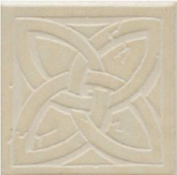 Бордюр Gracia Ceramica Этна белый 02 КГ 10.8х10.8