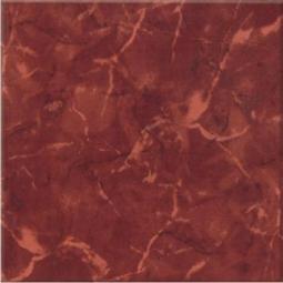 Плитка для пола Керамин Рим 3П Бордовый 40x40