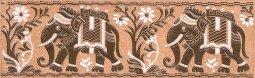 Бордюр Kerama Marazzi Сказки Индии STG\B76\5201 20х6.3