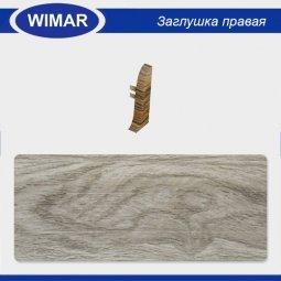 Заглушка торцевая правая Wimar 822 Дуб Альба