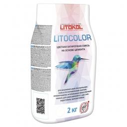 Затирка Litokol Litocolor L.12 2 кг