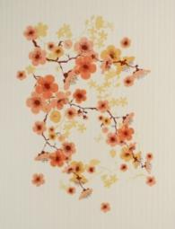 Декор Lasselsberger Сакура 1 25х33