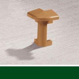 Наружный угол Cezar Для ковролина 140 Зеленый
