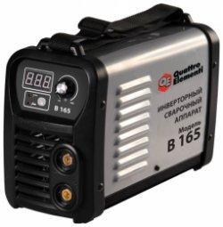 Инверторный аппарат электродной сварки Quattro Elementi B 165