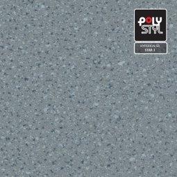 Линолеум Полукоммерческий Polystyl Hyperion SB Star 3 3м рулон