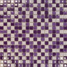 Мозаика Elada Crystal SH-415004 лиловый микс 30.5x30.5