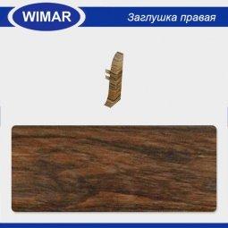 Заглушка торцевая правая Wimar 816 Дуб Ретушированный