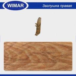 Заглушка торцевая правая Wimar 815 Дуб Толедо Серый