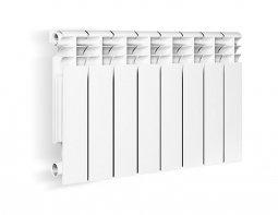 Радиатор алюминиевый Oasis (VG) 350/80 6 секций 0.93 кВт