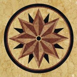 Кварцвиниловая плитка Art Tile AM 9016 91.4x91.4