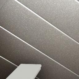 Рейка Н-профиль жемчужно-белый-С01, 85*3000