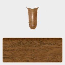 Внутренний угол Т-пласт 022 Орех Кофейный