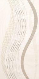 Декор Atem Gloria Zunami 2 BCM белый 29.5х59.5