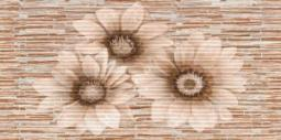 Декор Нефрит-керамика Кантри 07-00-5-10-11-11-030 50x25 Коричневый