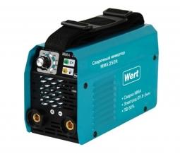 Инверторный сварочный аппарат WERT  MMA 250N 130-260В