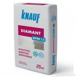 Штукатурка Knauf Диамант Шуба декоративная 1,5 мм