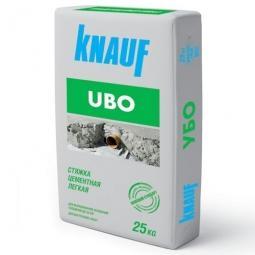 Стяжка Knauf УБО цементная легкая 25 кг