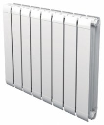 Радиатор алюминиевый Sira  Rovall100  350 5 секций