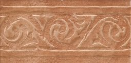 Бордюр Zeus Ceramica Cotto Classico Fascia Rosa LHX27 160x325
