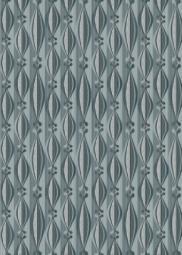 Декор Береза-керамика Антураж стальной 25x35