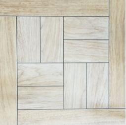 Плитка для пола ВКЗ Паркет «Ольха» с металлизацией  32.7x32.7