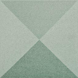 Плитка для пола Сокол Дюна DNG7 зеленая полуматовая 33х33