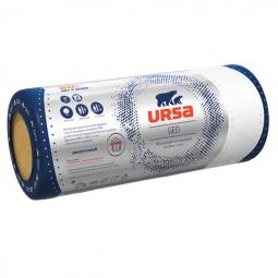 Стекловолоконный утеплитель Ursa Geo М-11/50 10000х1200х50 мм / 2 шт.