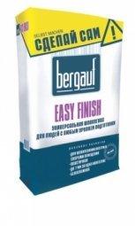 Шпатлевка Bergauf Yesy Finish финишная универсальная 5 кг