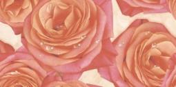 Декор Нефрит-керамика Мэри 07-00-5-10-00-41-202 50x25 Розовый