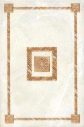 Декор Kerama Marazzi Башкирия D894\8050 20х30 желтый