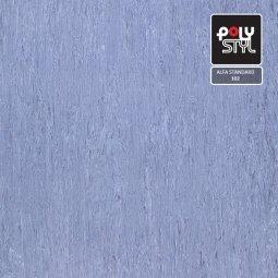 Линолеум Коммерческий Гомогенный Polystyl Alfa Standard 102 2м