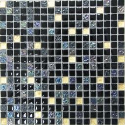Мозаика Bonаparte Classik night черная глянцевая 30x30